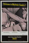 "Movie Posters:Mystery, Marlowe (MGM, 1969). One Sheet (27"" X 41""). Mystery...."