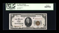 Small Size:Federal Reserve Bank Notes, Fr. 1870-G $20 1929 Federal Reserve Bank Note. PCGS Gem New 66PPQ.. ...
