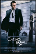 "Movie Posters:James Bond, Casino Royale Lot (MGM, 2006). One Sheet (27"" X 40"") SS and Special Posters (2) (21"" X 27.5"" and 16"" X 23.5""). James Bond.... (Total: 3 Items)"
