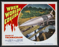 "Movie Posters:Science Fiction, When Worlds Collide (Paramount, 1951). Lobby Card (11"" X 14"").Science Fiction...."