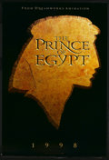 """Movie Posters:Animated, The Prince of Egypt (DreamWorks, 1998). One Sheet (27"""" X 40"""") DS Advance. Animated...."""