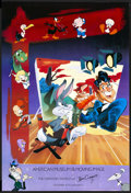 "Movie Posters:Animated, The Cartoon World of Bob Clampett (Bob Clampett Animation Art,1989). Poster (24"" X 36""). Animated...."
