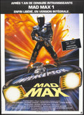 """Movie Posters:Science Fiction, Mad Max (Warner-Columbia, 1979). French Grande (45.5"""" X 62"""").Science Fiction...."""