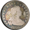 Early Quarters, 1804 25C AG3 NGC....
