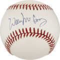 Autographs:Baseballs, Willie McCovey Single Signed Baseball....