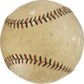 Autographs:Baseballs, Jack Dempsey Single Signed Baseball....