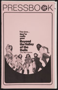 Movie Posters:Bad Girl, Beyond the Valley of the Dolls Lot (20th Century Fox, 1970).Pressbooks (3) (Multiple Pages). Bad Girl.... (Total: 3 Items)