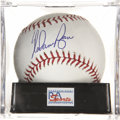 Autographs:Baseballs, Nolan Ryan Single Signed Baseball PSA Gem Mint 10....