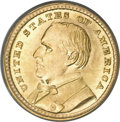 Commemorative Gold, 1903 G$1 Louisiana Purchase/McKinley MS66 PCGS. CAC....