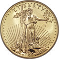 Modern Bullion Coins, 2006-W $50 One-Ounce Gold Eagle Reverse Proof PR70 ICG....