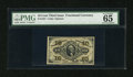 Fractional Currency:Third Issue, Fr. 1251 10c Third Issue PMG Gem Uncirculated 65....