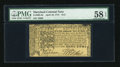 Colonial Notes:Maryland, Maryland April 10, 1774 $1/2 PMG Choice About Unc 58 EPQ....