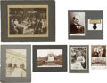 Political:Small Paper (1896-present), William McKinley: A Collection of Six Items. ... (Total: 6 Items)