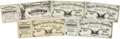 General Historic Events:World Fairs, World's Columbian Exposition: Group of Five Day Tickets:... (Total:5 Items)