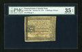 Colonial Notes:Pennsylvania, Pennsylvania October 25, 1775 2s/6d PMG Choice Very Fine 35 EPQ....
