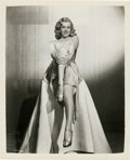 "Movie Posters:Comedy, Marilyn Monroe in ""Love Happy"" (United Artists, 1950). Still (8"" X10"")...."