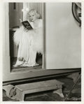 """Movie Posters:Comedy, Jean Harlow in """"Dinner at Eight"""" (MGM, 1933). Publicity Still (8"""" X10"""")...."""