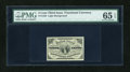 Fractional Currency:Third Issue, Fr. 1226 3c Third Issue PMG Gem Uncirculated 65 EPQ....