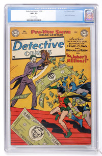 Detective Comics #180 (DC, 1952) CGC NM- 9.2 Off-white pages