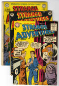 Golden Age (1938-1955):Science Fiction, Strange Adventures Group (DC, 1951-55).... (Total: 6 Comic Books)