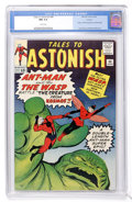 Silver Age (1956-1969):Superhero, Tales to Astonish #44 Curator pedigree (Marvel, 1963) CGC NM 9.4White pages....