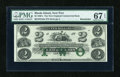 Obsoletes By State:Rhode Island, Newport, RI- New England Commercial Bank $2. ...