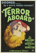 "Movie Posters:Mystery, Terror Aboard (Paramount, 1933). One Sheet (27"" X 41"")...."
