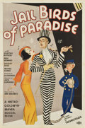 "Movie Posters:Comedy, Jail Birds of Paradise (MGM, 1934). One Sheet (27"" X 41"")...."