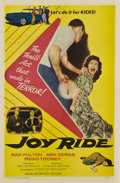 "Movie Posters:Cult Classic, Joy Ride (Allied Artists, 1958). One Sheet (27"" X 41"")...."