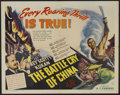 """Movie Posters:Documentary, The Battle Cry of China (United Artists, 1941). Half Sheet (22"""" X 28""""). Documentary...."""
