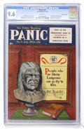 Golden Age (1938-1955):Humor, Panic #3 Gaines File pedigree 4/12 (EC, 1954) CGC NM+ 9.6 White Pages....