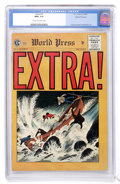 Golden Age (1938-1955):Crime, Extra! #4 Gaines File pedigree (EC, 1955) CGC NM+ 9.6 Cream to off-white pages....