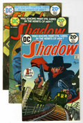 Bronze Age (1970-1979):Miscellaneous, The Shadow #1-12 Slobodian pedigree Group (DC, 1973-75) Condition:Average NM....