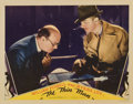 "Movie Posters:Mystery, The Thin Man (MGM, 1934). Lobby Card (11"" X 14"")...."