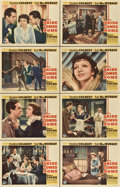 "Movie Posters:Comedy, The Bride Comes Home (Paramount, 1935). Lobby Card Set of 8 (11"" X14"").... (Total: 8 Items)"