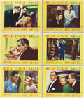 "Movie Posters:Drama, Angel (Paramount, 1937). Lobby Cards (6) (11"" X 14"").... (Total: 6 Items)"