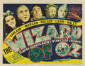 "Movie Posters:Fantasy, The Wizard of Oz (MGM, 1939). Title Lobby Card (11"" X 14"")...."