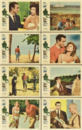 "Movie Posters:James Bond, Dr. No (United Artists, 1962). Lobby Card Set of 8 (11"" X 14"")....(Total: 8 Items)"