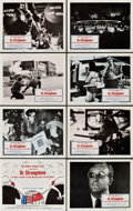 """Movie Posters:Comedy, Dr. Strangelove or: How I Learned to Stop Worrying and Love theBomb (Columbia, 1964). Lobby Card Set of 8 (11"""" X 14"""").... (Total:8 Items)"""