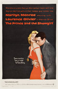 """Movie Posters:Romance, The Prince and the Showgirl (Warner Brothers, 1957). One Sheet (27""""X 41"""")...."""