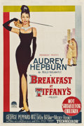 "Movie Posters:Romance, Breakfast at Tiffany's (Paramount, 1961). Australian One Sheet (27""X 40"")...."