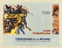 """The Magnificent Seven (United Artists, 1960). Half Sheet (22"""" X 28"""") Style B"""