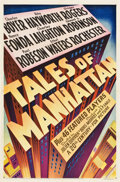 """Movie Posters:Drama, Tales of Manhattan (20th Century Fox, 1942). One Sheet (27"""" X 41"""")Style A...."""