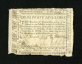 Colonial Notes:North Carolina, North Carolina December, 1768 40s Fine....