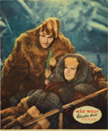 "Movie Posters:Comedy, Klondike Annie (Paramount, 1936). Jumbo Lobby Cards (3) (14"" X17"").... (Total: 3 Items)"