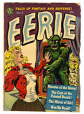 Golden Age (1938-1955):Horror, Eerie #3 (Avon, 1951) Condition: GD/VG....