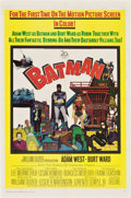 "Movie Posters:Action, Batman (20th Century Fox, 1966). One Sheet (27"" X 41"")...."