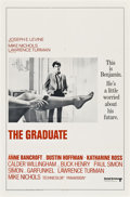 "Movie Posters:Comedy, The Graduate (Embassy, 1967). One Sheet (27"" X 41"")...."