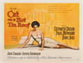 "Movie Posters:Drama, Cat on a Hot Tin Roof (MGM, 1958). Half Sheet (22"" X 28"") StyleA...."