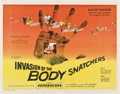 "Movie Posters:Science Fiction, Invasion of the Body Snatchers (Allied Artists, 1956). Half Sheet(22"" X 28"") Style A...."